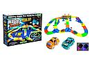 Дитяча гоночна траса Magic Tracks на 360 деталей з машинкою., фото 9