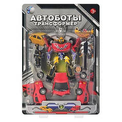 Трансформер Автобот Tongde 558950 R/2598 на батар.