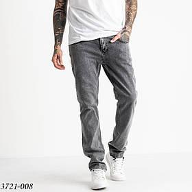Чоловічі сірі джинси 1-3721-008