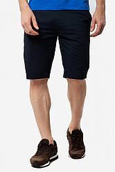 Мужские джинсовые шорты AVECS хлопковые (темно-синий)