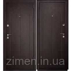 Входная дверь Стройгост 7-2 металл/металл минвата