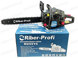 Бензопила Riber-Profi MZ59YS (с праймером, 3400 Вт)