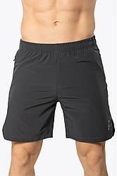 Мужские спортивные шорты AVECS (темно-серые)
