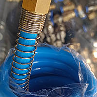 Шланг для компрессора 15 м спиральный полиуретановый 8*12мм (PROFI) AIRKRAFT AHC48-K