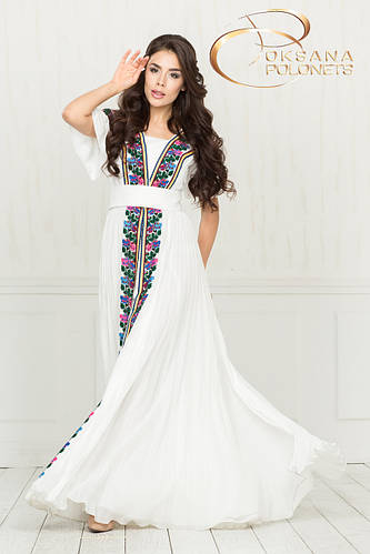 cede8b277c607e Вишукана сукня з вишивкою: продажа, цена в Києві. весільні сукні от