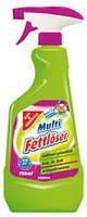 Средство для очистки поверхностей от жира и сильных загрязнений G&G Мulti Fettloser 750 мл