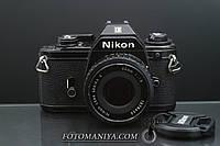 Nikon EM Nikon Lens kit Series E 50mm f1,8, фото 1