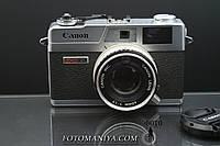 Canon Canonet Ql17 G-III, фото 1