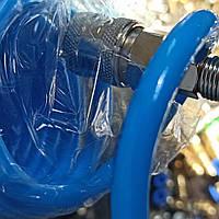 Шланг быстросъемный 5,5*8мм L=20м спиральный полиуретановый AIRKRAFT AHC46-D