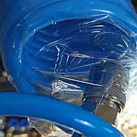Шланг спиральный воздушный для компрессора 6,5*10мм L=10м полиуретановый AIRKRAFT AHC46-F