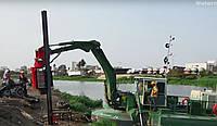 Строительство дамб и плотин