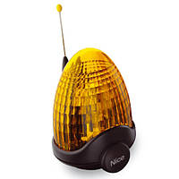 Nice LUCY B (BLUEBUS) сигнальная лампа для ворот и шлагбаумов