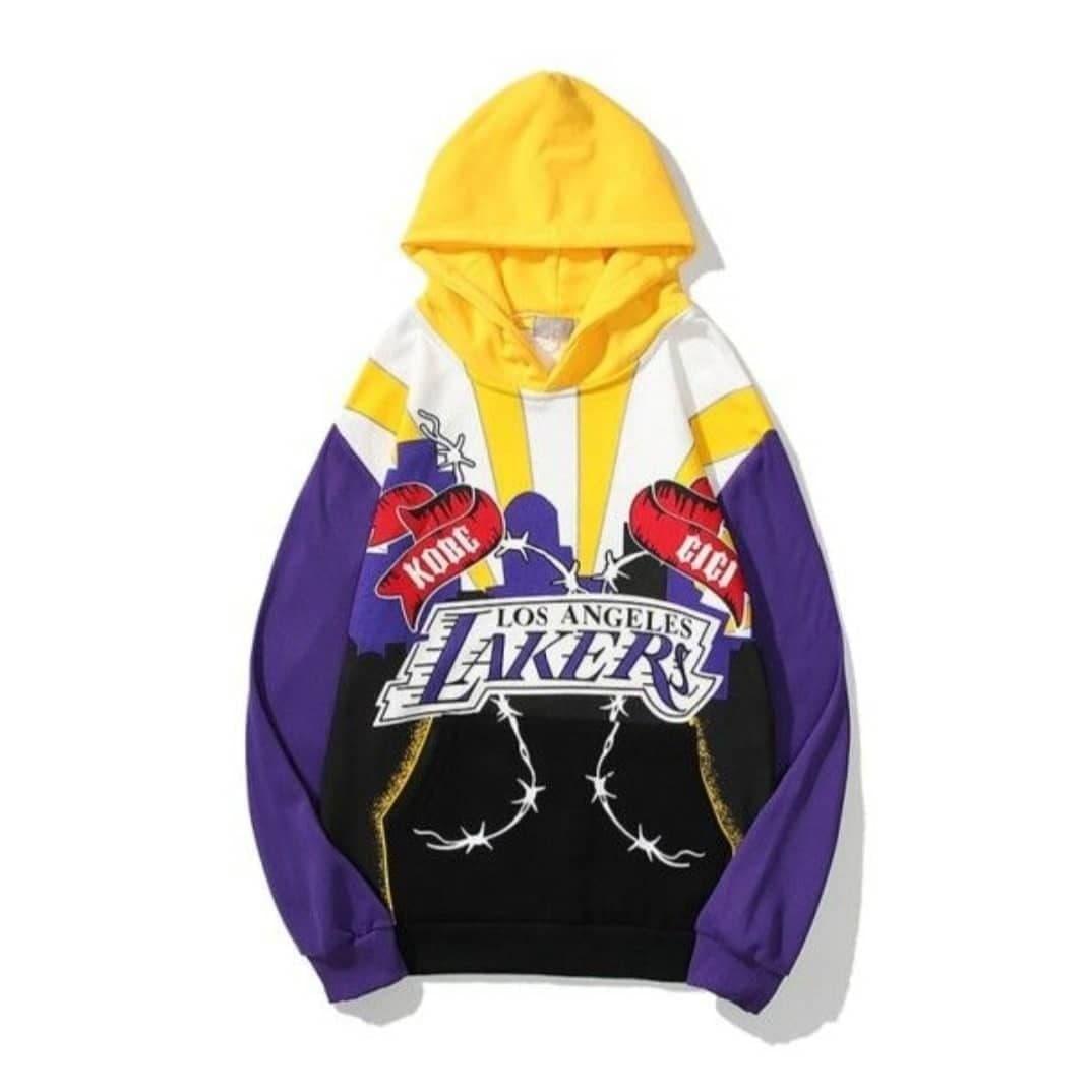 Худи Lakers Los Angeles