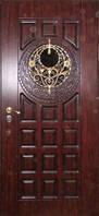 Дверь входная металлическая с ковкой Портала Пектораль