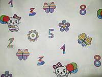 Ткань для штор в детскую Magic Touch Gitane
