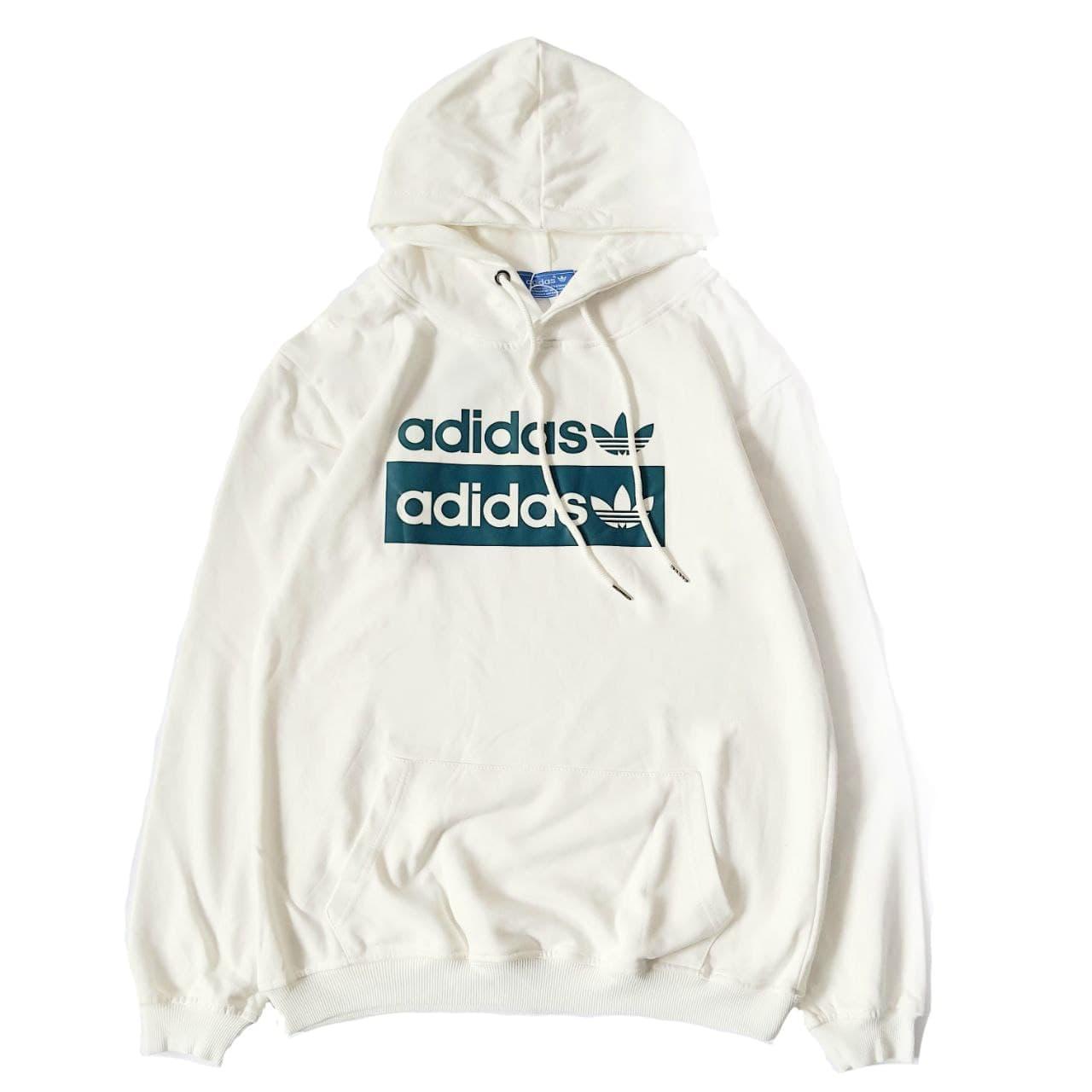Худи Adidas White