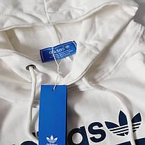 Худи Adidas White, фото 2