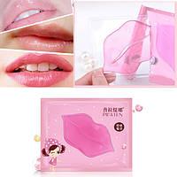 Коллагеновая маска для губ Pilaten Lip Mask