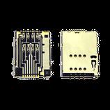 Коннектор SIM карты