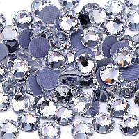 Камни Xirius Сrystals ss10 (2,7-2,8мм), цвет Crystal, горячая фиксация, 100шт