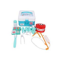 Игрушка набор стоматолога , 12 элементов (8013)