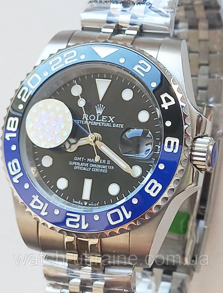 Годинник Rolex Perpetual Date (GMT) клас ААА