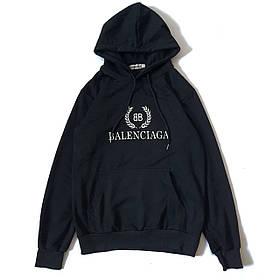 Худи Balenciaga Black