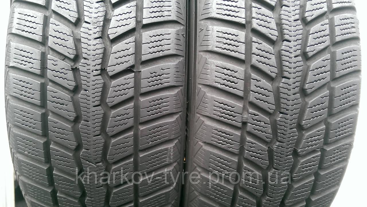 Легковые зимние шины б\у 185\55-15 Falken EuroWinter HS435