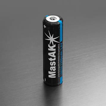 Аккумулятор Li-ion MastAK 18650 (3.6v 2200mAh)