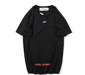 Футболка Off-White Sakura Flower T-shirt Black