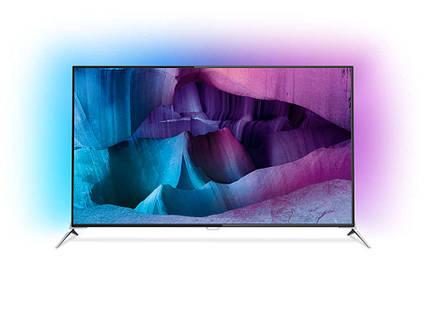 Телевизор Philips 65PUS7120/12 (800Гц, Ultra HD 4K, Smart, Wi-Fi, 3D) , фото 2