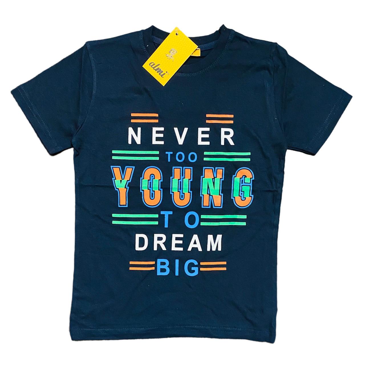 Дитяча футболка для хлопчиків, 152см