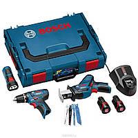 Набор инструментов 3 в 1 Bosch (0615990G02)