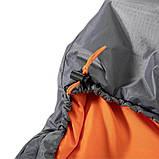 Теплый спальный мешок-кокон туристический для рыбалки и кемпинга в палатку Bestway 230*80 см спальники 68103, фото 6