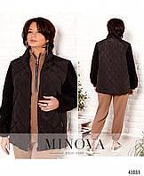 Куртка №2226-черный