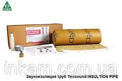 Звукоизоляция канализационных труб 3м/упак. Tecsound INSULTION PIPE