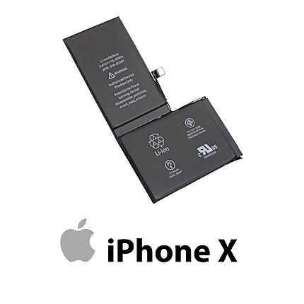 Аккумулятор iPhone X, батарея на айфон Х, фото 2