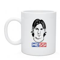 Кружка чашка с изображением  Messi, Лионель Месси