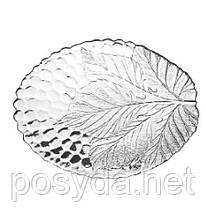 Тарелка овальная Pasabahce Султана, 24х19 см (уп 2 шт)