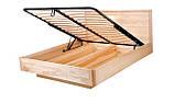 Деревянная кровать Олтон с подъемным механизмом, фото 4