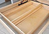 Дерев'яне ліжко Олтон з підйомним механізмом, фото 6