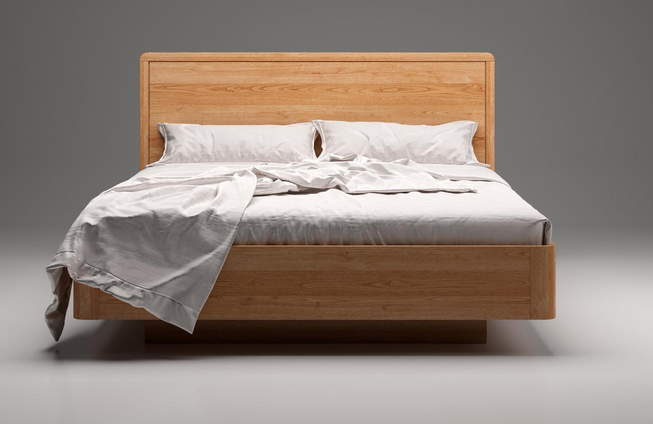 Деревянная кровать Олтон с подъемным механизмом