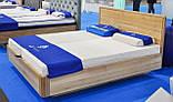 Дерев'яне ліжко Олтон з підйомним механізмом, фото 9
