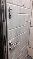 Двери бронированные БулатLX Шале графит/седой