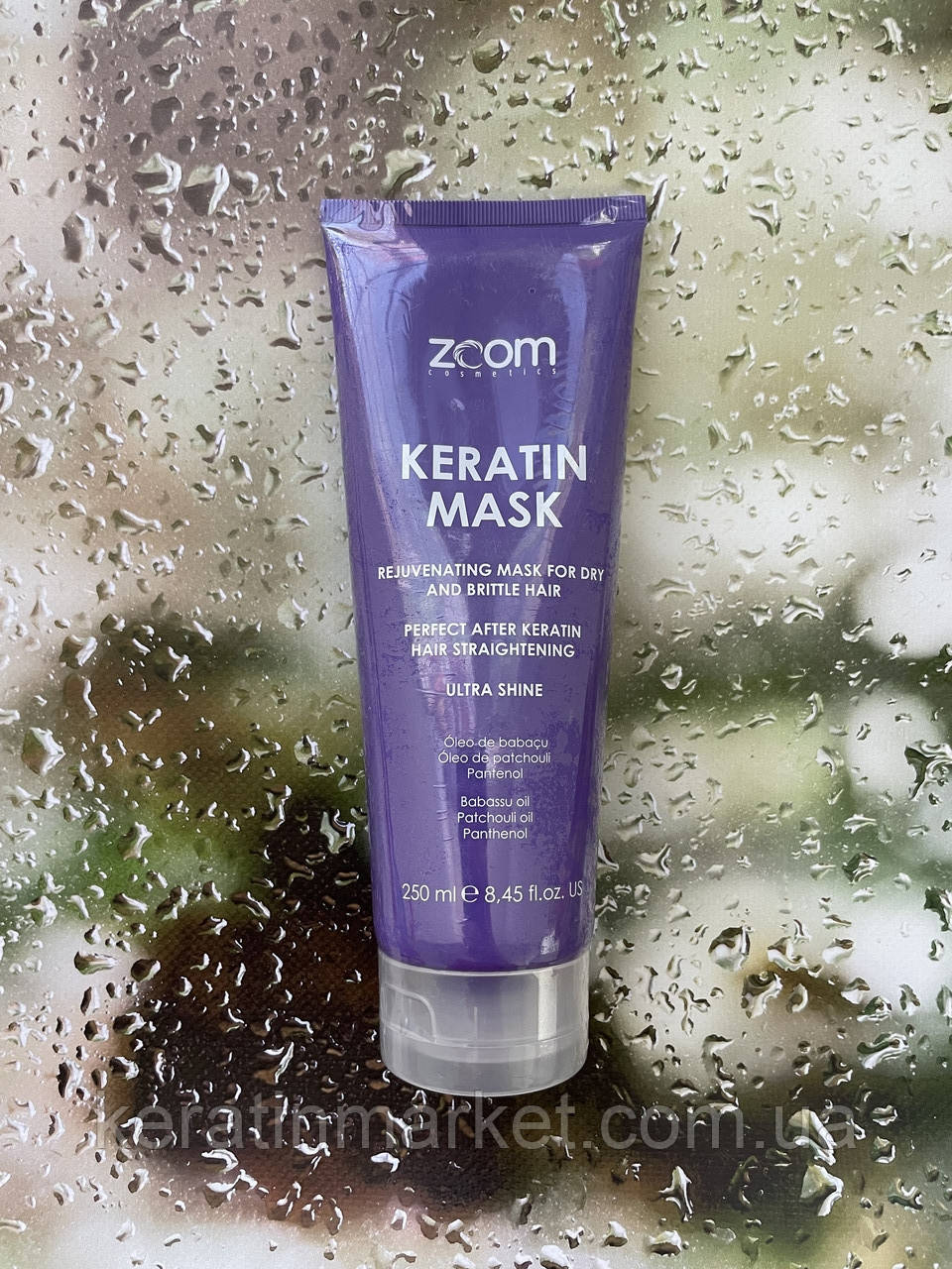 Маска для волосся ZOOM Keratin Маѕк