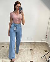 Джинсы трубы. Широкие женские джинсы. Джинсы клёш. Джинсы 2021