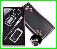 Подарочный Набор 3 в 1 (брелок, ручка, зажигалка)