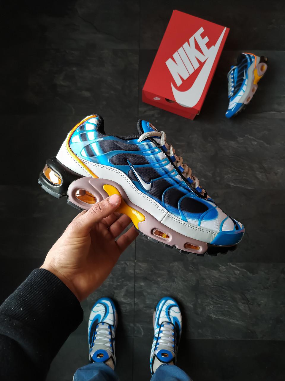 Nike Air Max Plus TN чоловічі рефлективні