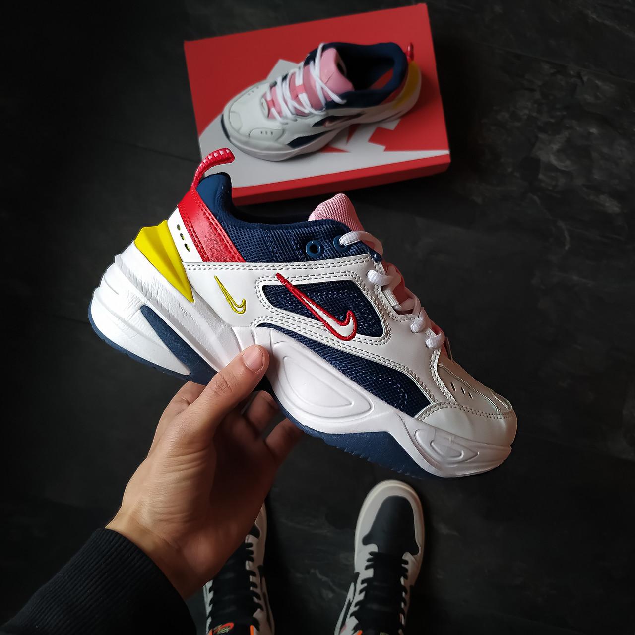 Жіночі кросівки Nike M2K Tekno шкіряні