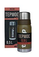 Термос Tramp Expedition Line 0,5 л оливковый, фото 1